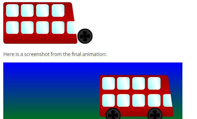 css3 keyframe animation design howto tutorial