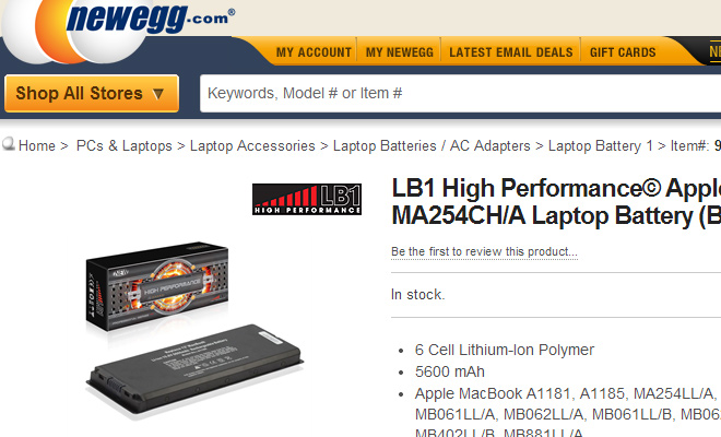 newegg breadcrumb list navigation menu design ui