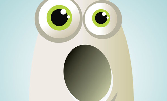 cartoon ghost vector character tutorial illustrator