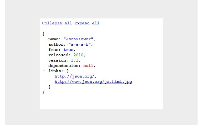 json viewer extension reader syntax extension
