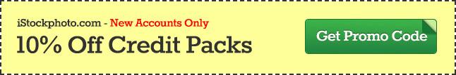 iStock Promo Code - Save 10%