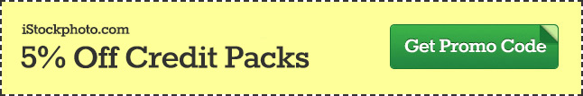 iStock Promo Code - Save 5%