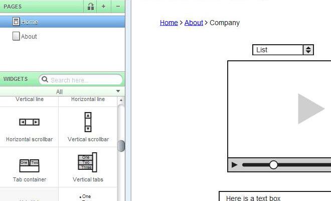 mockingbird webapp tools wireframing prototype online cloud