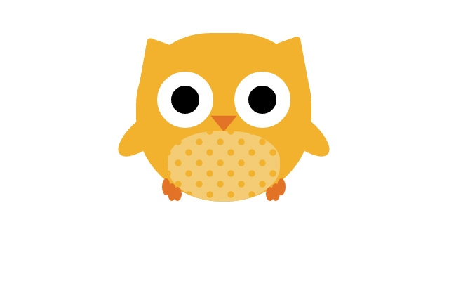 pure css owl icon design website ui