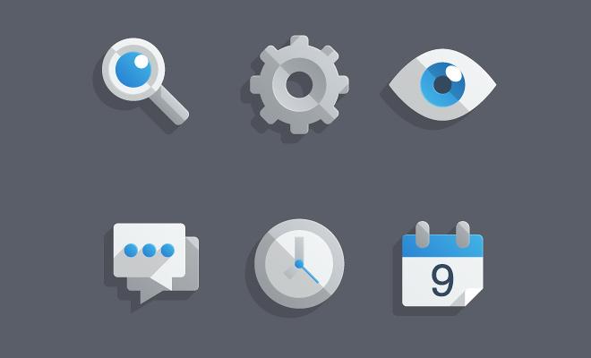 vector icons iconset design tutorial illustrator