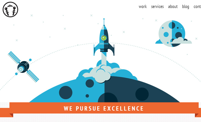 envy labs creative agency web design