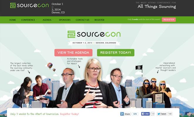 sourcecon 2014 denver colorado conference