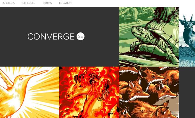 converge se conference 2014 website