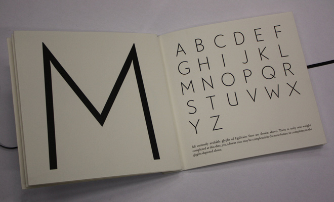 grid typography styles book glyphs lettering
