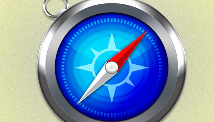 apple safari app icon design tutorial