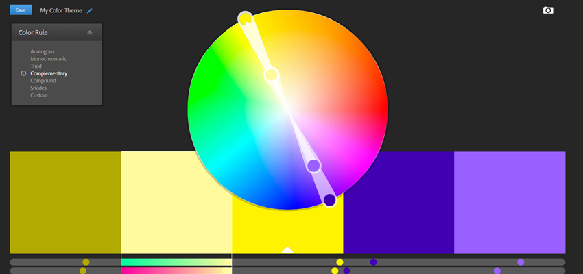 adobe color cc kuler redesign color picker webapp