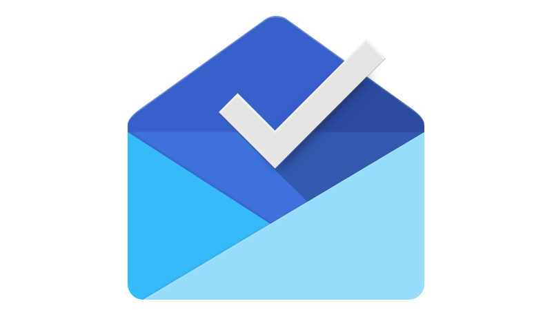 google inbox logo sketch icon freebie
