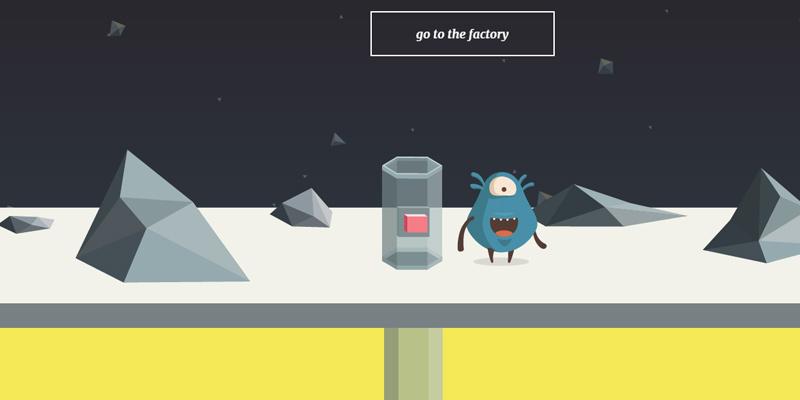 vizua animated creative studio website