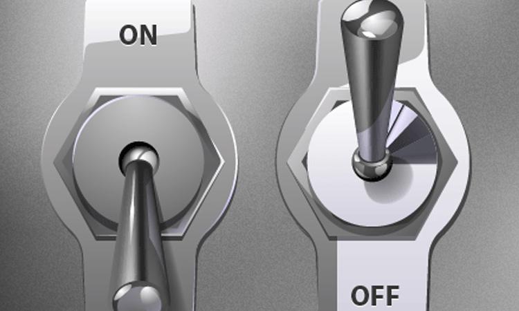 ui toggle switch illustrator graphics
