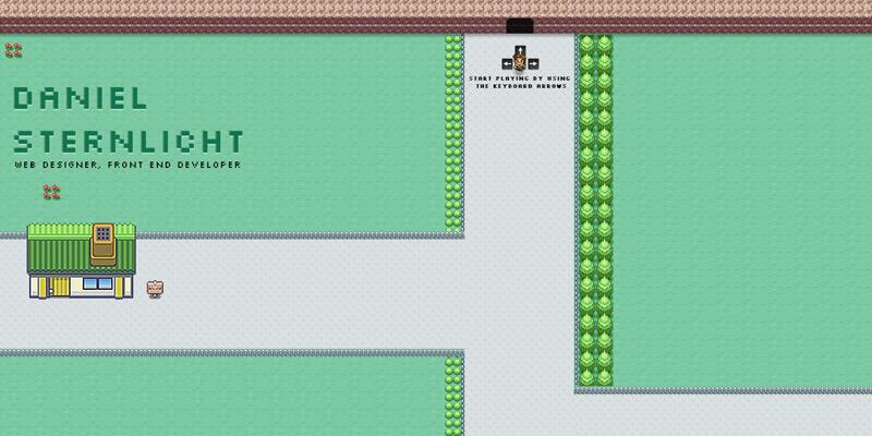 daniel sternlicht designer portfolio pixels