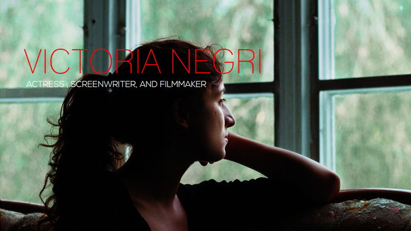 victoria negri writer film design