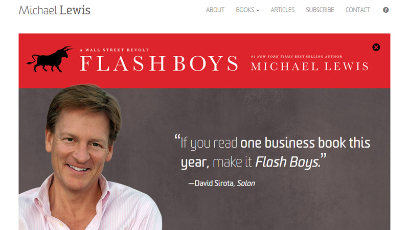 michael lewis author writer portfolio