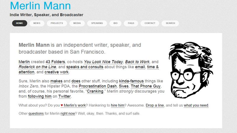 merlin mann writer portfolio