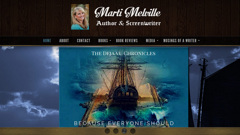 marti melville writer screenwriter