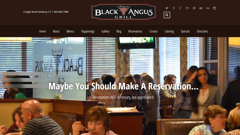 black angus grill danbury ct