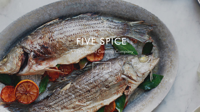 five spice nyc catering