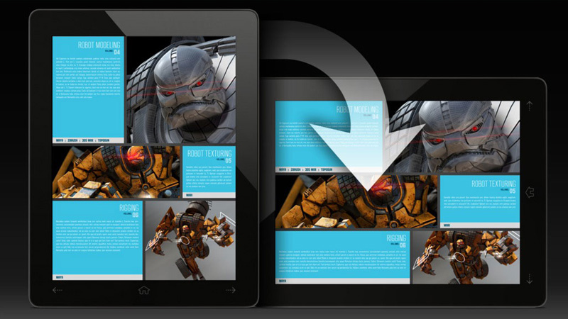 flexible print layouts cs6