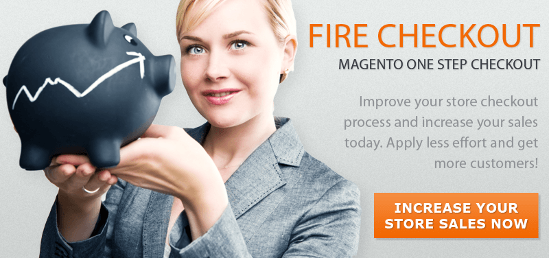 Fire checkout magento
