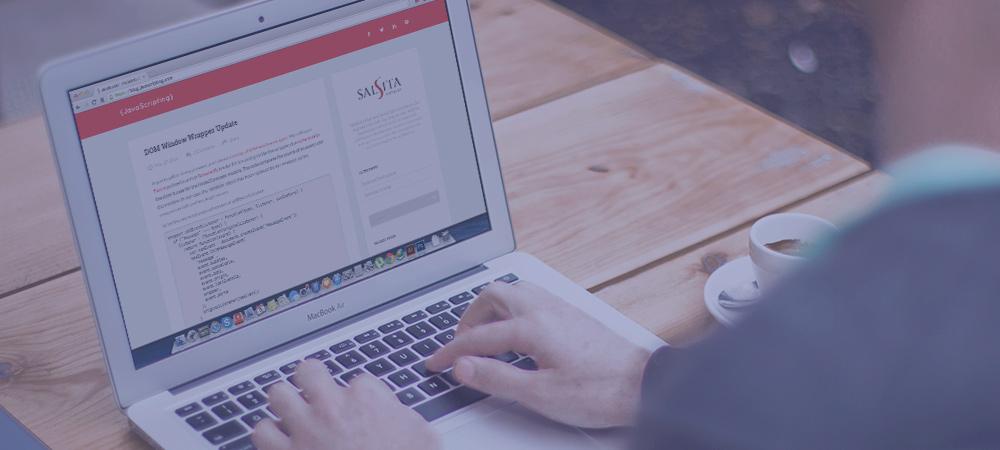 JavaScripting website