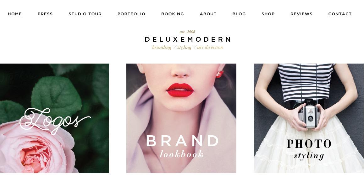 DeluxModern Design