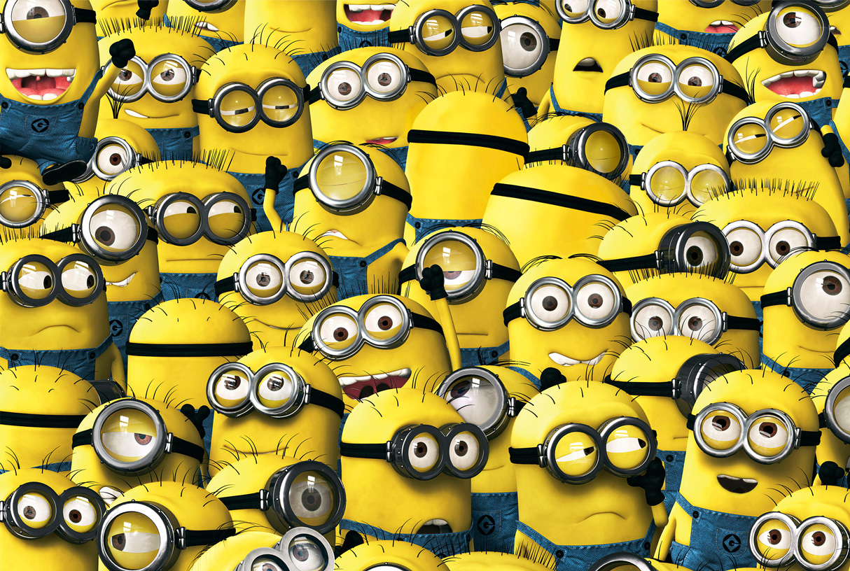 Minion-Yellow