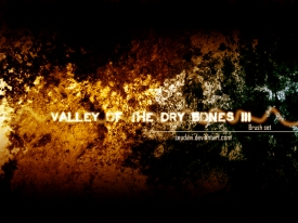 Valley  of the Dry Bones III