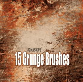 Rust  Grunge Brushes