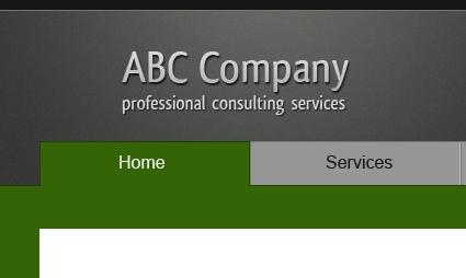 Corporate Layout Photoshop Tutorial