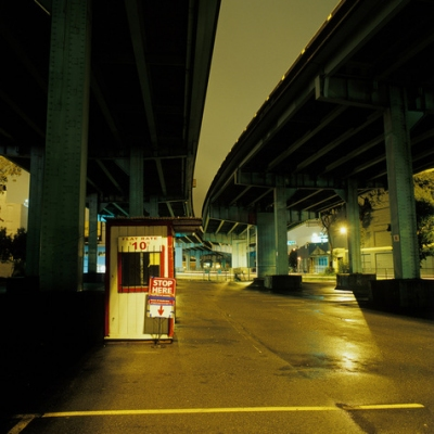 Urban landscape photography