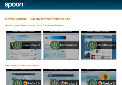 Browser Sandbox