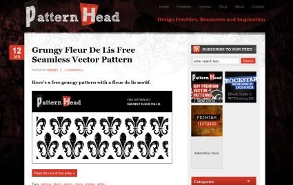 Pattern Head