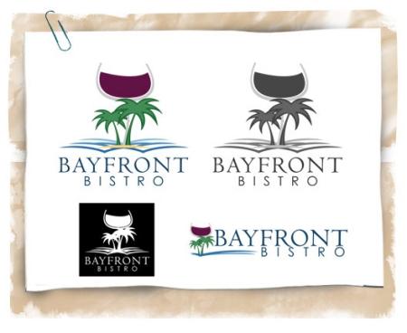 Logo Design Case Study - Bayfront Bistro