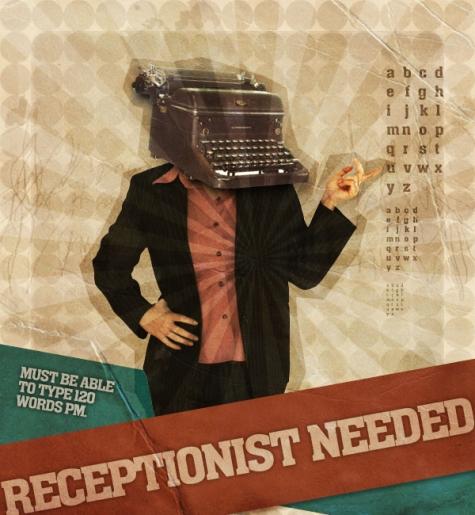 Create a Mock Retro Poster Concept