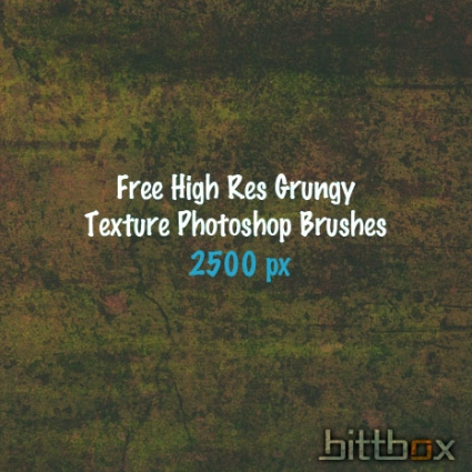 Grungy Texture Brushes