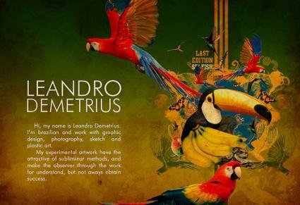 Designer Showcase: Leandro Demetrius
