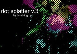Dot Splatters - V3