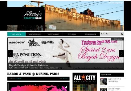 All City Blog