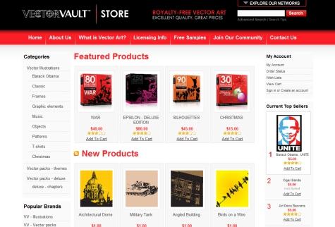 Vector Vault