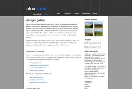 NextGEN Gallery
