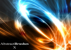 Abstract Brushes X