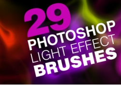 High Res Light Effect Brushes