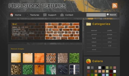 Free Stock Textures