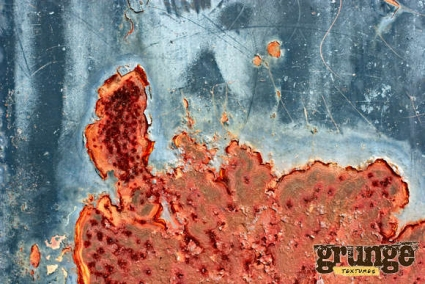 Free Rusted Metal Texture Backgrounds