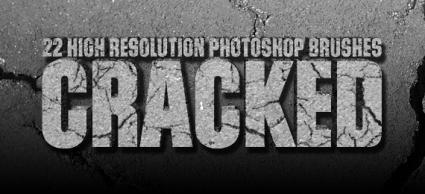 High Resolution Cracked Photoshop Brushes