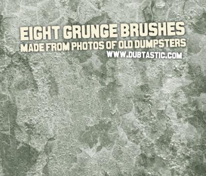 Dumpster Brushes